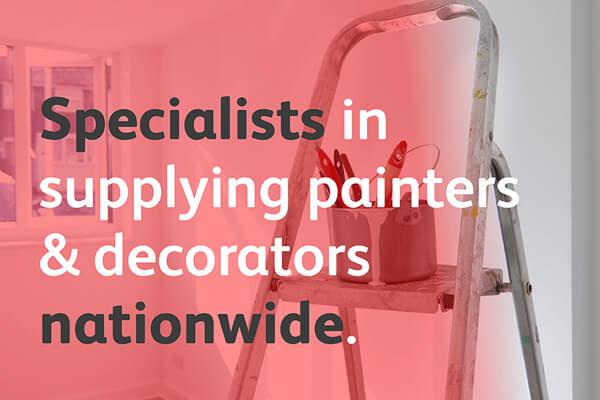 Specialist decorators image