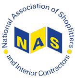 national association of shopfitters and interior contractors logo